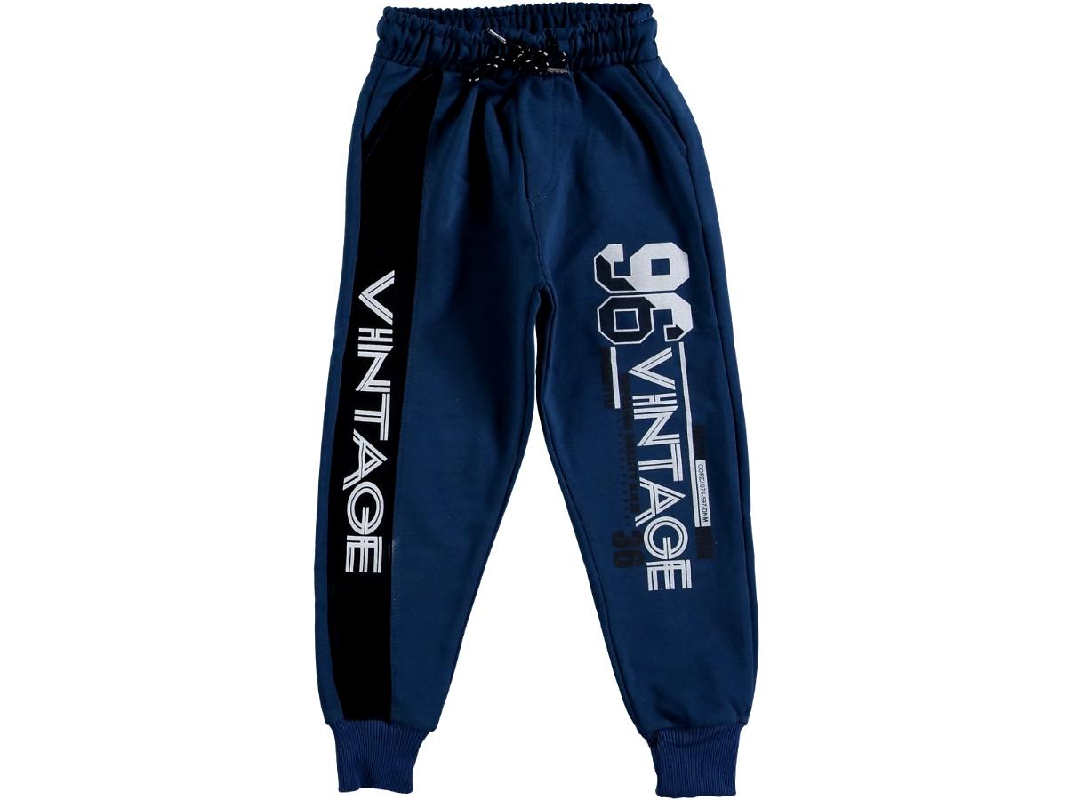 Спортивные штаны 13/16 лет синие 307101